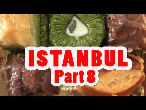 AMAZING ISTANBUL TRAVEL GUIDE VLOG #8 STREET FOOD TURKISH CUISINE