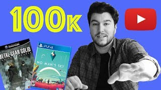 100,000 Subscribers THANK YOU - Looking Ahead & Giveaway