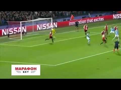 Feyenoord vs Manchester City 0 4 All Goals UEFA Champions League 13092017