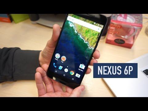 Google Nexus 6P - review