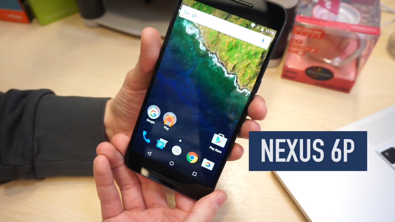 Google Nexus 6P - review