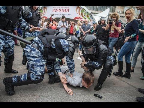 Митинг в Москве 27.07.2019  и его последствие Жеееееесть