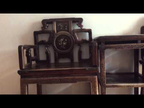 Antique Chair China original