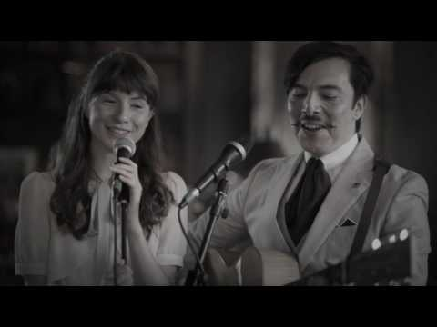 David McTea & The Swinging Magpies (feat. Clemence Aimee) - Showreel