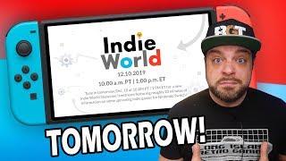 December Nintendo Indie Direct Happening TOMORROW?!