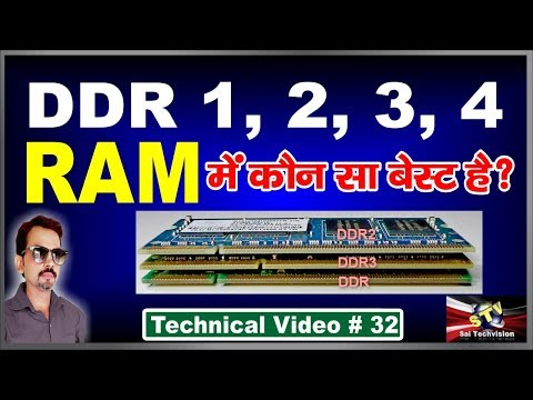 Смотреть What is RAM DDR1 DDR2 DDR3 and What is the Difference (Best Explanations) # 32 онлайн