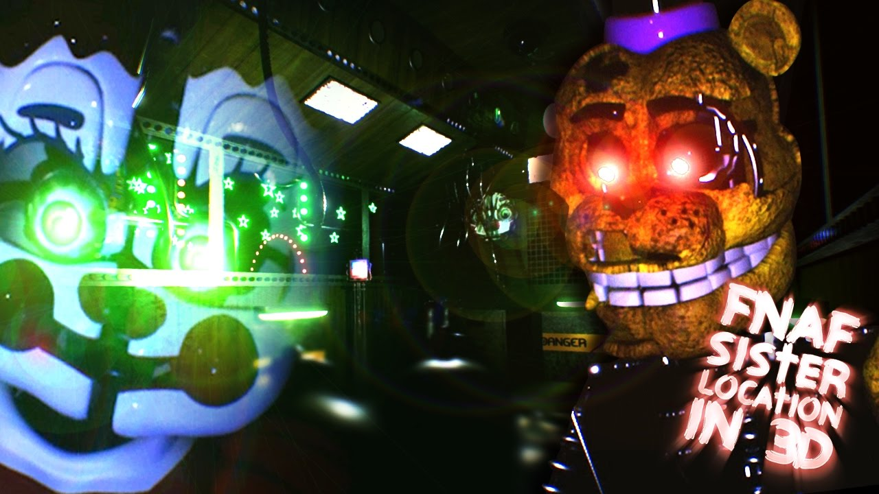 five nights at freddys sister location play for free