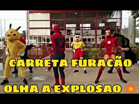 Carreta Furacão (MC Kevinho - Olha a Explosao)