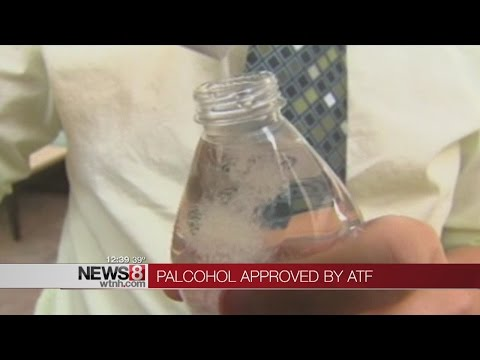 Powdered alcohol gets federal agency's approval