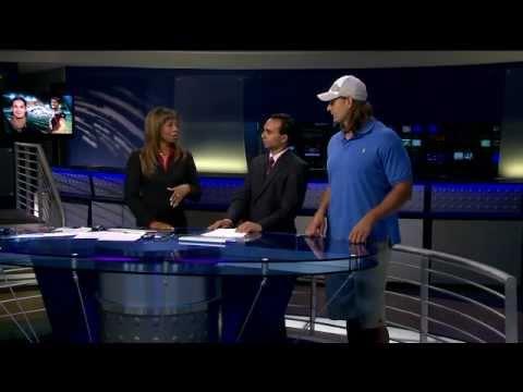 6-11-2011 NFL Lockout mini-documentary w/ Broncos Gronkowski & Colquitt & Josina Anderson