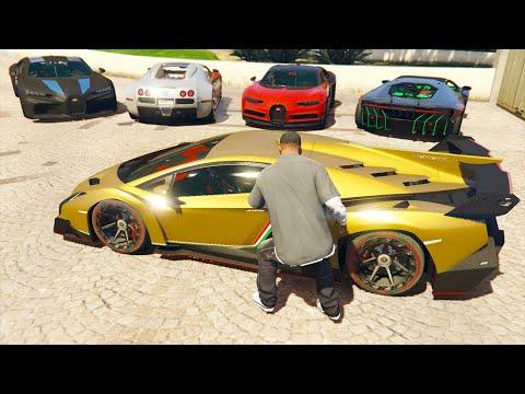 GTA 5 Stealing