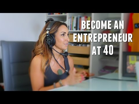 Natalie Jill on Becoming an Entrepreneur at 40 with Lewis Howes