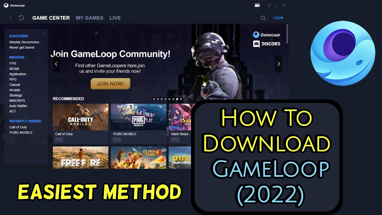 How To Download And Install GameLoop On PC (JULY 2020) || EASIEST METHOD || Gameloop Emulator