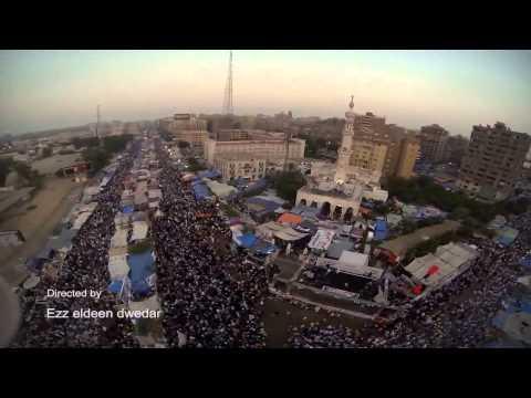 Mısır Rabia'tul Adeviyye Meydanı