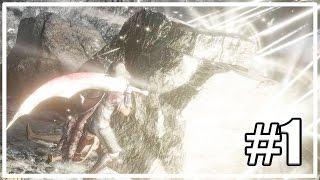 Яд, болото, бессмертные маги и полная безысходность [Dark Souls 3: The Ringed City #1]