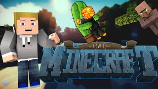 "How To Minecraft: 1.8 SMP Day #5 ""TRADING PRESTON!"" w/KenWorth"