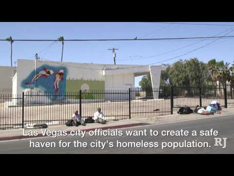 """Las Vegas city council looks to create new """"homeless campus"""""""