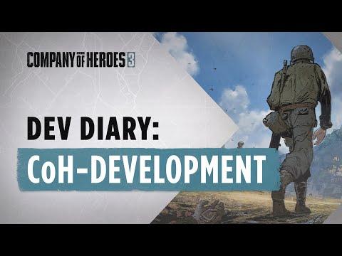 CoH-Development - Developer Diary