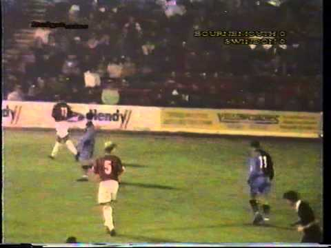 1995-10-31 AFC Bournemouth vs Swindon Town [full match]