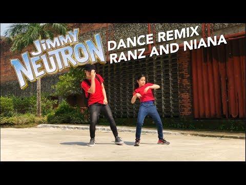 Jimmy Neutron Remix Siblings Dance   Ranz and Niana