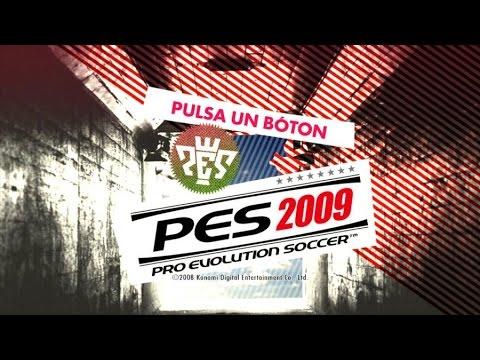تحميل PES2009 برابط مباشر على ميديافاير + option file pes 9 udapte 2016/2017 حصريا