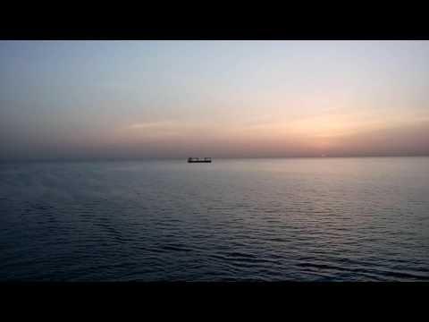 sunrise @ turkey Strait