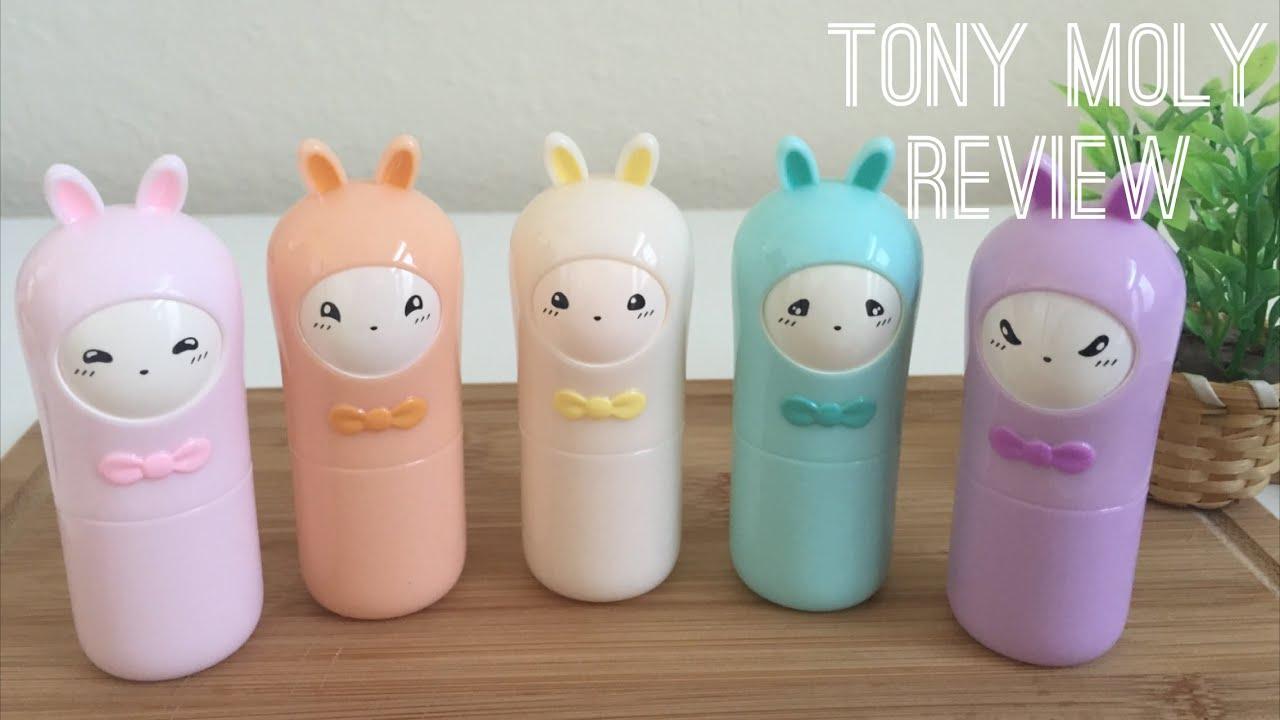 Tony Moly Bunny Perfume - Korean Cosmetics Review