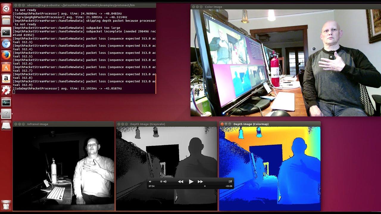 Install Kinect V2 - Part II - JetsonHacks