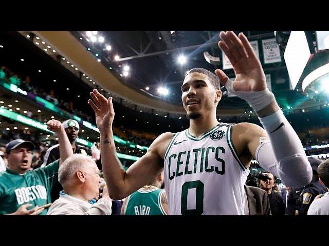 Boston Celtics persevere to victory over Philadelphia 76ers