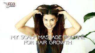 My Scalp Massage Routine For Hair Growth