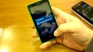 Nokia X - Первый взгляд