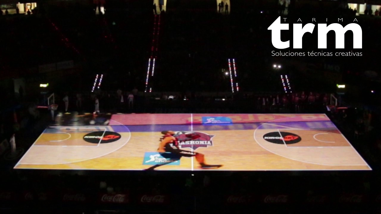 Video mapping Baskonia vs Real Madrid 3 enero 2017 - YouTube 7e58b95f48452