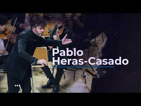 Concierto de Inauguración 20/21 - Pablo Heras Casado - Orquesta Freixenet