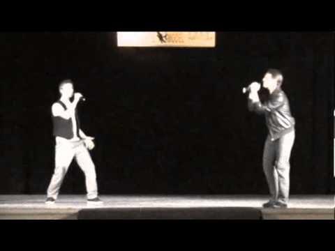 Dream on (Glee version) - Ondřej Bábor a Pavel Režný (2012)
