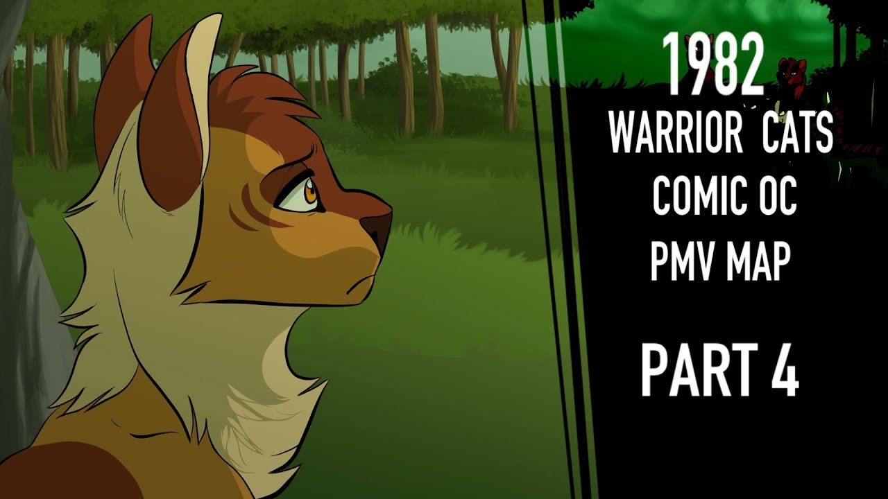 1982 Warriors OC Comic PMV MAP Part 4 - I told myself I'd get this done by the 13th and here it is! It's currently 3AM where I am so yes, the 13th exact. Time to sleep XD
