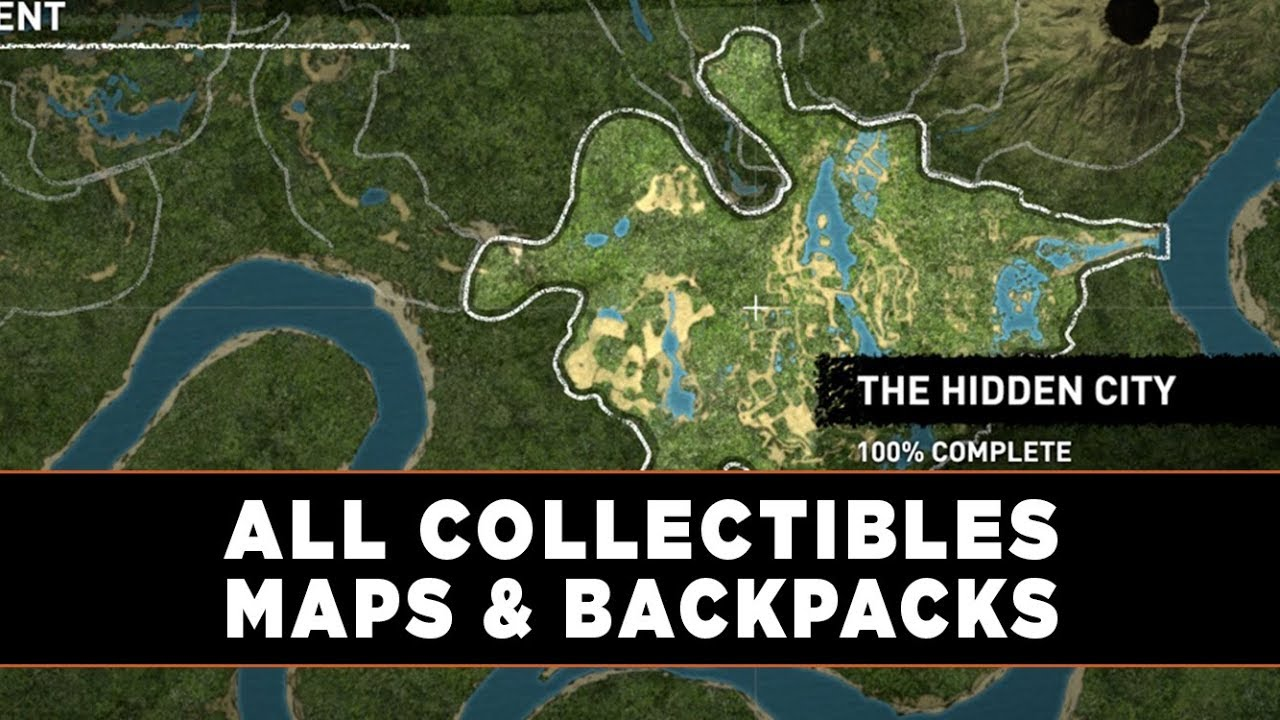 Shadow of the Tomb Raider - Maps & Backpacks - How to Find All ... on