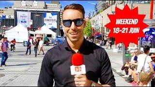 Montreal.TV | Ce week-end à Montréal (18 au 21 juin 2015)