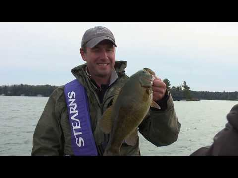 Fishing Near Eddie Van Halen's Cottage On Lake Muskoka | Fish'n Canada