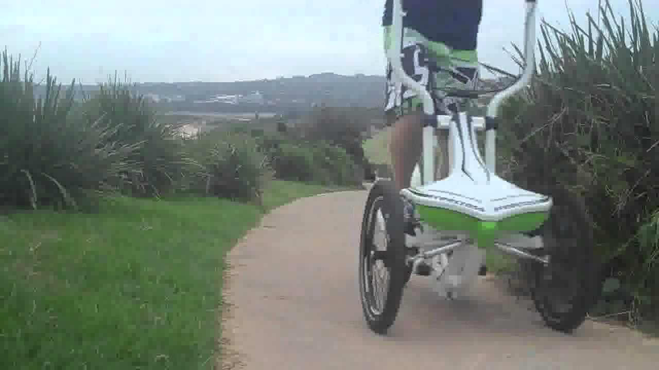 Bici Ellittica Freecross Costa Inglese