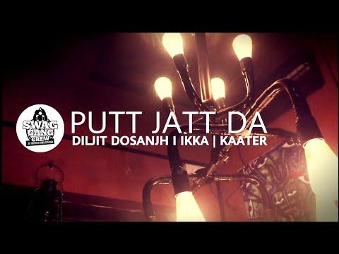 Diljit Dosanjh PUTT JATT DA (Dance Cover) By SWAG GANG Crew - IND