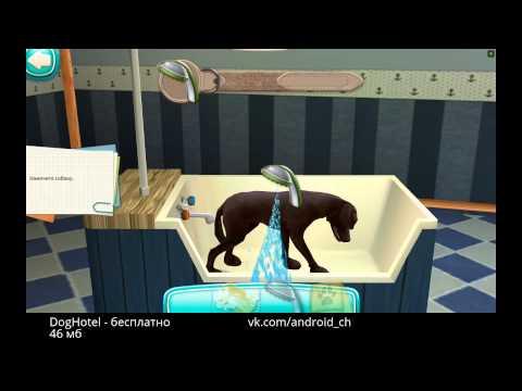 DogHotel - Мой отель для собак на Android(Обзор/Review)