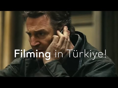 Filming in Turkey!
