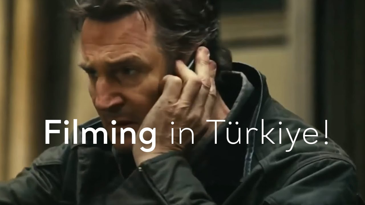 Go Turkey - Filming in Turkey!