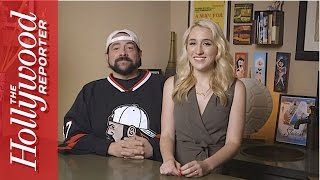 harley quinn to dad kevin smith i went to your panel and was immediately scarred for life