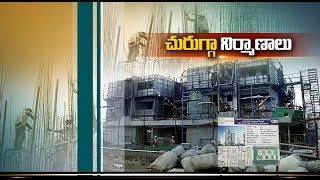 Massive Housing Construction Works at CRDA | Attains Rapid Pace | A Report