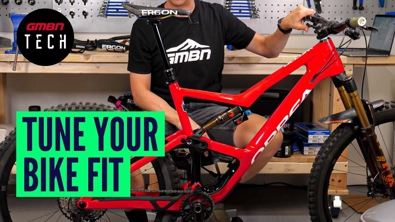 How To Dial In Your Mountain Bike Fit   MTB Set Up Tips & Tricks