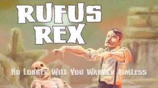 Rufus Rex - Rise Lazarus Rise (Official Lyrics Video) Curtis Rx Of Creature Feature