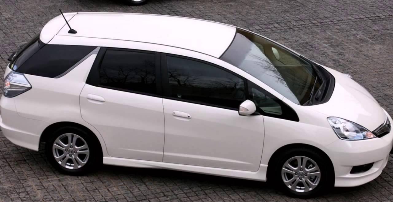 Honda Fit Shuttle 2014 - YouTube