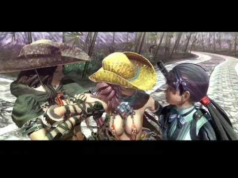 Onechanbara Z2:  CHAOS Launch Trailer