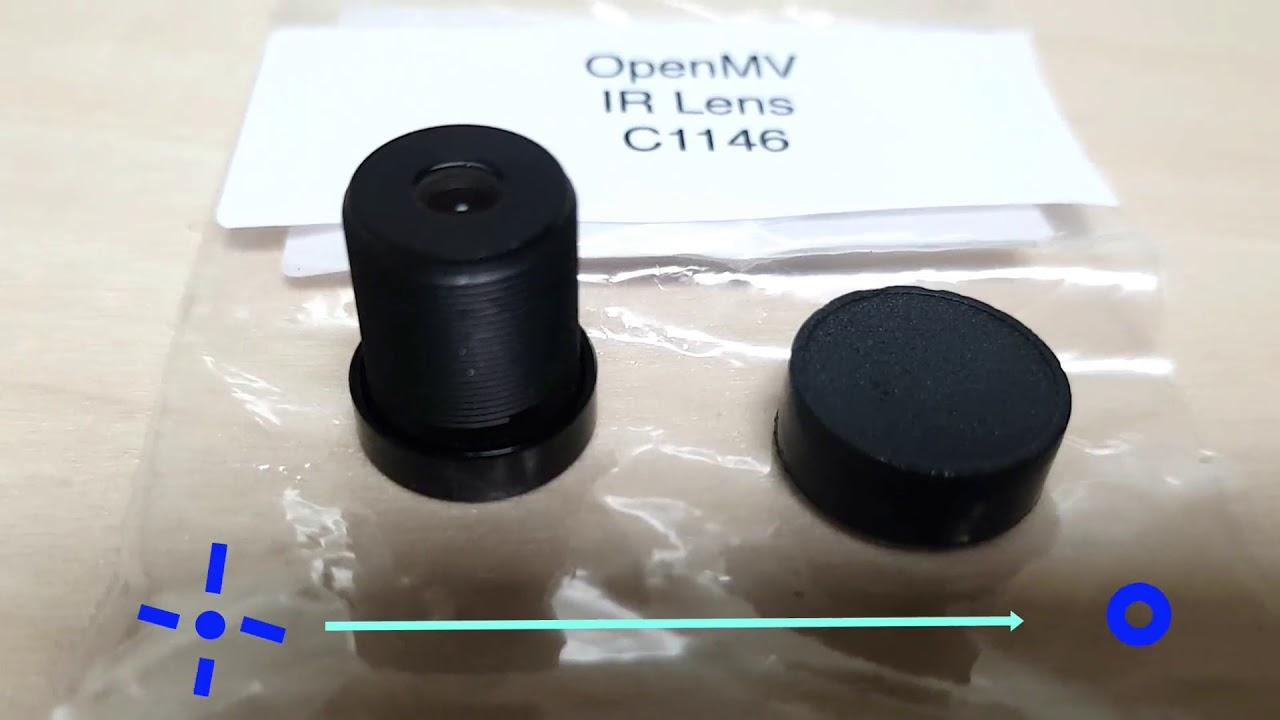 OpenMV Cam M7 platform - Elmwood Electronics